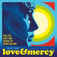OST/MUSIC FROM LOVE & MERCY (VINYL)  VINYL LP NEU THE BEACH BOYS/ATTICUS ROSS