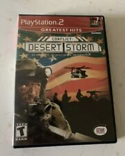 Conflict: Desert Storm PlayStation 2 Game