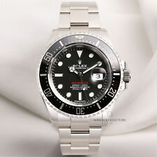 Unworn Full Set Rolex Sea-Dweller 126600 Stainless Steel