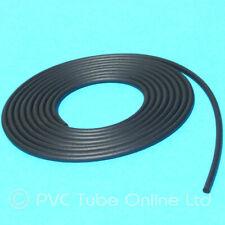 Closed Cell Rubber 9.5mm O//D Neoprene Sponge Foam Black Cord