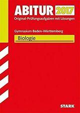 Abiturprüfung Baden-Württemberg - Biologie   Buch   Zustand gut