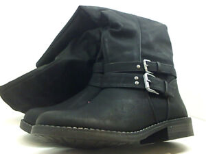 Xoxo Women's Shoes Morton Closed Toe Knee High Fashion Boots, Black, Size 8.0 B2