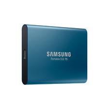 Samsung MU-PA500B/EU Portable SSD T5 500 GB Blau