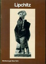 Jacques Lipchitz. Sculptures and Drawings from the Cubist Epoch