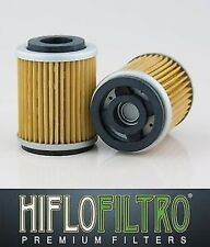 TMP Filtre à huile HIFLO (HF 143) pour YAMAHA YFM 230 Bear Tracker 2003