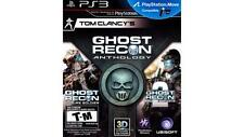 Tom Clancy's Ghost Recon Anthology (Sony Playstation 3) *New,Sealed*