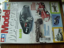 µ? Revue Tamiya Model Magazine n°92 Audi R8 B-25 Leclerc serie 2 P-47 MANX TT