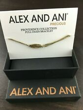 Alex and Ani Feather Adjustable Bracelet