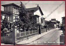 PISA SANTA CROCE SULL'ARNO 02 CINEMATOGRAFO CINEMA Cartolina FOTOGRAF viagg 1954