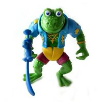 Genghis Frog Vintage TMNT Teenage Mutant Ninja Turtles Action Figure 1989 80s