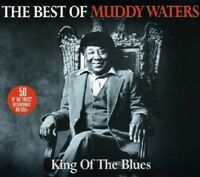 MUDDY WATERS - THE BEST OF 2 CD NEW