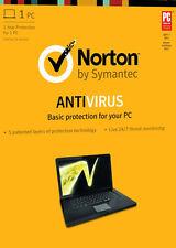Symantec Standard Antivirus und Sicherheit Software
