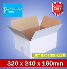 20  Mailing Box 320 x 240 x 160mm Carton fit Australia POST 5KG PREPAID Parcel