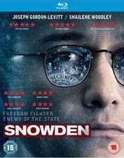 Snowden [Blu-ray] [2016] [Region Free], 5050629702132