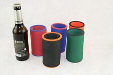5er Set Getränkekühler 0,33l Flasche - Bierkühler - Neoprenkühler - passgenau