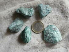 Fucsita, piedra semipreciosa ( lote de 5 )