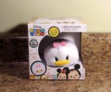 Disney Tsum Tsum Lights & Sounds Daisy Duck Plush New