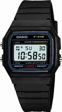 CASIO STANDARD Digital Men's Watch with LED light Waterproof F-91W-1JF