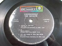 "Steppenwolf The Second 7"" Jukebox EP 1968 Dunhill 75-LP Stereo Vinyl Record"