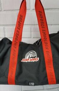 Loungefly Star Wars Stormtrooper Duffle Bag Black New
