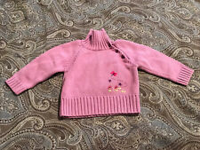 Baby Girls Sweater 18 Month Purple Second Step