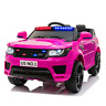 12V Kids Electric Police Car Ride On Car Truck Toy Remote Control