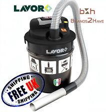 Lavor ASHley 1.0 Ash Vacuum Cleaner 800W 12L Stove Wood Firepit Fire Vac Filter