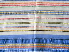 Unbranded Rectangular Striped Tablecloths