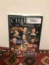 Charros De Adeveras - 10 Peliculas
