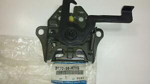 New Genuine OEM Mazda BR70-56-620G Hood Lock Latch 1990-1994 Protege