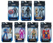 Marvel Legends Avengers End Game wave 3 Armored Thanos BAF Set of 7 In Hand