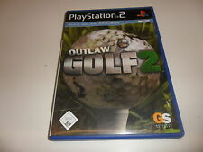 Playstation 2 ps 2 OUTLAW GOLF 2