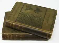 A Tramp Abroad, Scarce First UK Edition, 2 Volumes, Mark Twain, 1880