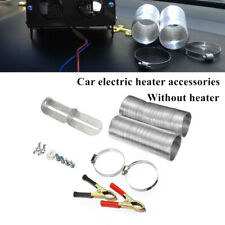Car Auto Electric Heater Cooling Fan Heater Defroster Demister Accessories Set
