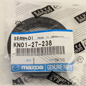 Mazda 5 6 CX-5 CX-7 Shaft Seal Differential Oil Ring Genuine KN0127238