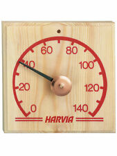 Harvia Sauna Thermometer Holz SAC 92300