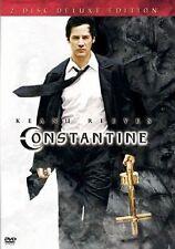 Constantine (DVD, 2005, 2-Disc Set, Deluxe Edition) RARE HORROR BRAND NEW