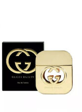 Gucci GUILTY Ladies 50ml Eau de Toilette SPRAY BRAND NEW SEALED in Box GENUINE!!