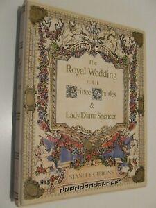STANLEY GIBBONS CHARLES & DIANA ROYAL WEDDING 1981 23-RING LUXURY STAMP ALBUM