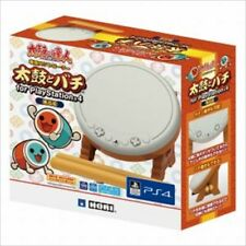 PS4 Drum Controller & Stick SET for Drum Master Sessions Taiko no Tatsujin Japan