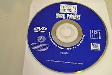 Bob the Builder - Tool Power (DVD, 2003)Disc Only Free Shipping