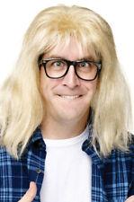 Brand New SNL Garth Algar Costume Wig and Glasses Wayne World Accessory