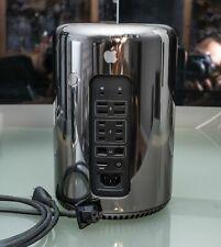 Apple Mac Pro Late 2013 XEON 2.7Ghz 12-Core 64gb D500 NEW 1TB SSD 6.1 A1481 SALE