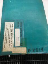 FITS FIAT 124 COUPE 1592cc DOHC 80mm 132AC 1973-1974 FULL GASKET SET 09-06306