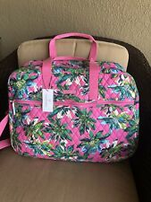 NWT Vera Bradley Grand Traveler Carry On/overnight Bag in Tropical Paradise $138