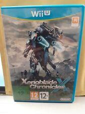 Xenoblade Chronicles X Wii U Game
