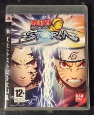 NARUTO ULTIMATE NINJA STORM SONY PLAYSTATION 3 VERY GOOD CONDITION FREE POST