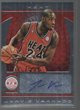 JARVIS VARNADO 2013-14  TOTALLY CERTIFIED TOTALLY RED SIGNATURES AUTO #232/99