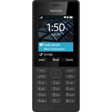 Genuine Nokia 150 Sim- Feature Mobile Phone Black - A00027988