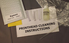 Epson Artisan 1430 Printhead Cleaning Kit (Everything Included) 555GIR